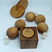 Куклы и игрушки handmade. Livemaster - original item Montessori small set (3 pieces). Handmade.