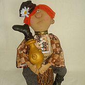 Куклы и игрушки ручной работы. Ярмарка Мастеров - ручная работа Первый парень на деревне. Handmade.