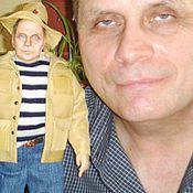 Куклы и игрушки ручной работы. Ярмарка Мастеров - ручная работа кукла с портретным сходством. Handmade.