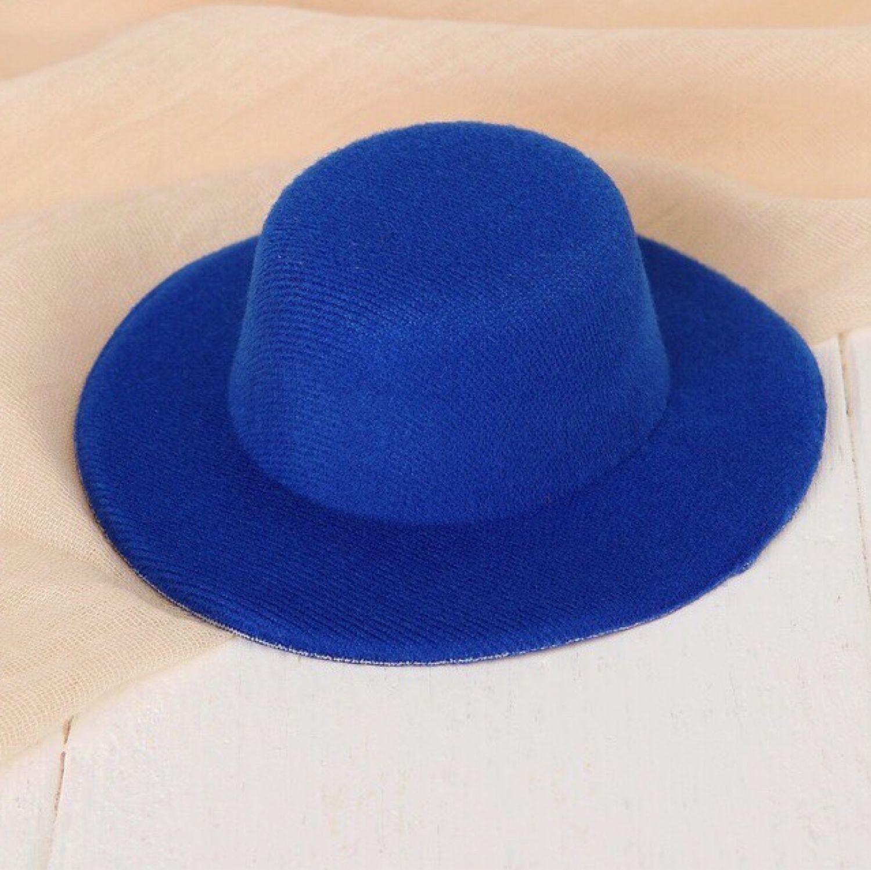 Шляпа фетровая, Аксессуары для кукол и игрушек, Горнозаводск,  Фото №1