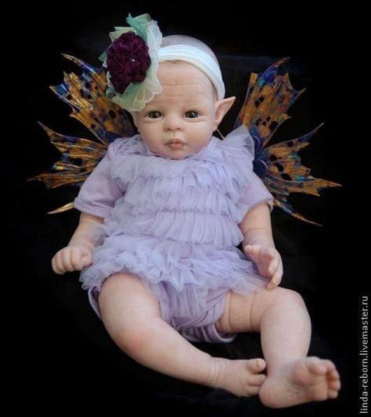 Куклы и игрушки ручной работы. Ярмарка Мастеров - ручная работа. Купить 6800! Молд Violet -Elfe - Kit - Shawna Clymer. Handmade.