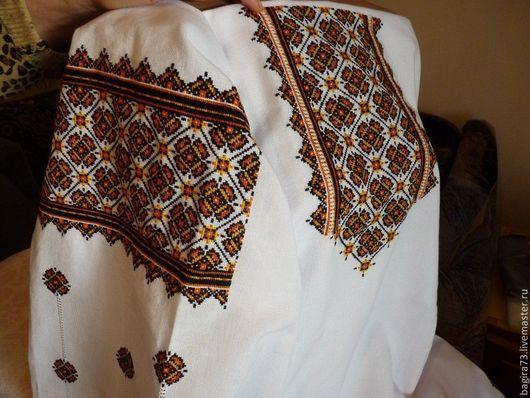 """Блузки ручной работы. Ярмарка Мастеров - ручная работа. Купить Блузка """"232"""". Handmade. Орнамент, блузки, вышивка на блузке"""