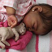 Куклы и игрушки ручной работы. Ярмарка Мастеров - ручная работа Мулаточка Сиян. Handmade.