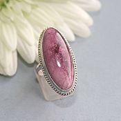 Украшения handmade. Livemaster - original item ring with tourmaline. silver. Handmade.