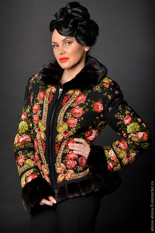 компания куртки в русском стиле фото использовать любую часть