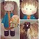 Вальдорфская игрушка ручной работы. Ярмарка Мастеров - ручная работа. Купить Кукла ручной работы. Handmade. Кукла ручной работы