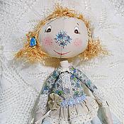 Куклы и игрушки ручной работы. Ярмарка Мастеров - ручная работа Кукла фейка Неженка. Handmade.