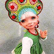 """Куклы и пупсы ручной работы. Ярмарка Мастеров - ручная работа """"Марфушечка"""" коллекционная кукла. Handmade."""