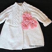 Работы для детей, handmade. Livemaster - original item cardigan