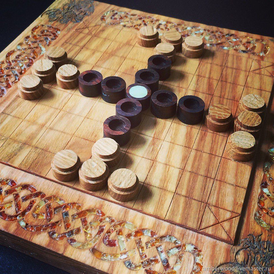 Cawley, Chess Of The Vikings, Chess, Kaliningrad,  Фото №1