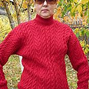 Одежда handmade. Livemaster - original item Sweater knit