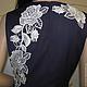 Платья ручной работы. Платье с кружевом. Элина 'Элис' (elinasas). Ярмарка Мастеров. Платье с вышивкой