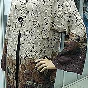 Одежда ручной работы. Ярмарка Мастеров - ручная работа Пальто летнее. Handmade.