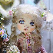 Куклы и игрушки ручной работы. Ярмарка Мастеров - ручная работа Элис. Текстильная кукла. Handmade.
