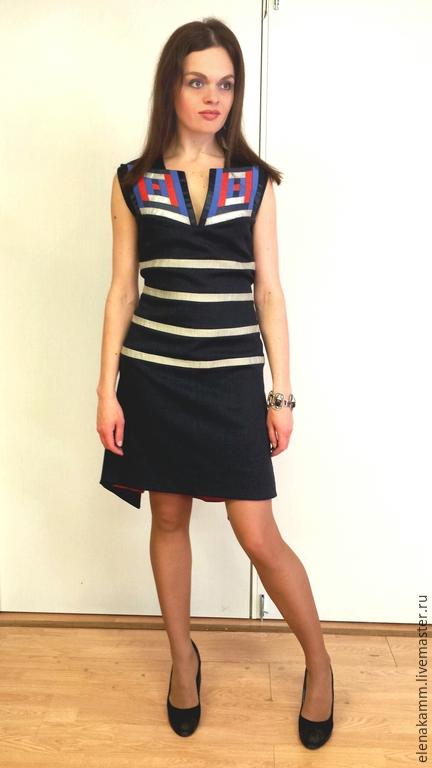"""Платья ручной работы. Ярмарка Мастеров - ручная работа. Купить Платье с печворком """"Насекомое"""". Handmade. Разноцветный, платье вечернее"""
