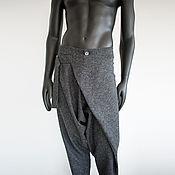 Одежда handmade. Livemaster - original item Pants for men, harem pants for Men -