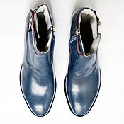 """Обувь ручной работы. Ярмарка Мастеров - ручная работа Ботинки """"Жокей"""". Handmade."""