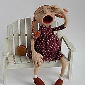 """Куклы и игрушки ручной работы. Ярмарка Мастеров - ручная работа Кукла валянная  """"Танечка"""". Handmade."""