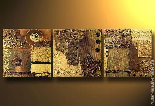 Абстракция ручной работы. Ярмарка Мастеров - ручная работа. Купить Абстракция. Handmade. Картина в подарок, купить, картина для интерьера, коричневый