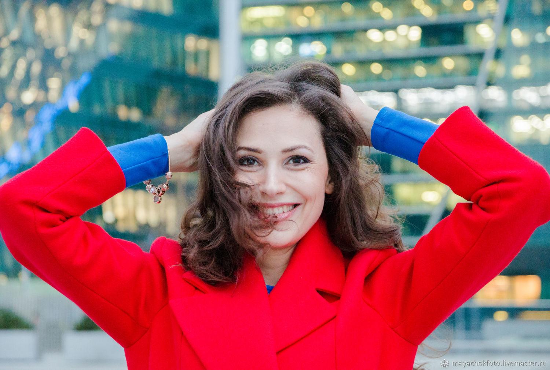 Фотосъемка: Портрет девушки, прогулка по Москве, Фото, Москва,  Фото №1