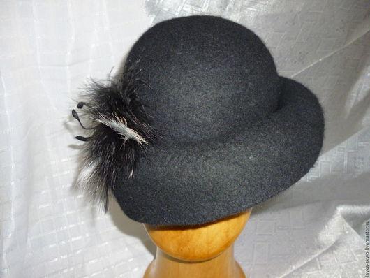 """Шляпы ручной работы. Ярмарка Мастеров - ручная работа. Купить Шляпа """"Классика"""". Handmade. Яркий аксессуар, подарок на любой случай"""