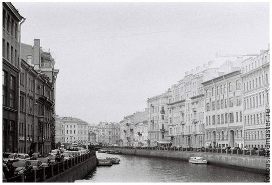Санкт-Петербург, набержная Мойки. Фото снятое на пленку, без обработки в графических редакторах.