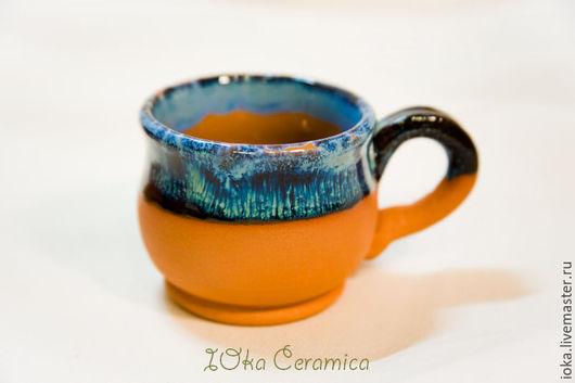 Кружки и чашки ручной работы. Ярмарка Мастеров - ручная работа. Купить В наличии: Кружки эспрессо. Handmade. Разноцветный