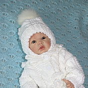 Работы для детей, handmade. Livemaster - original item A set of knitted
