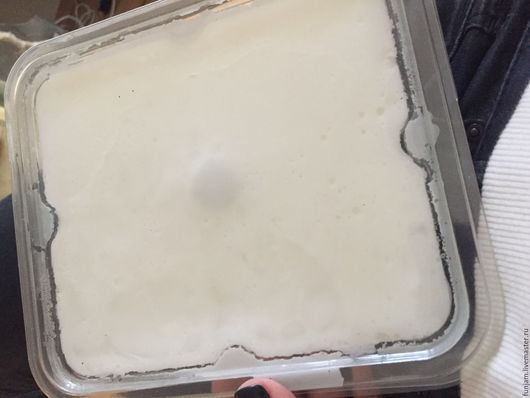 Мыло ручной работы. Ярмарка Мастеров - ручная работа. Купить Мыльная основа. Handmade. Белый, мыло, основа, мыльная основа