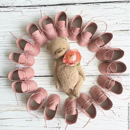 Коллекционные куклы ручной работы. Ярмарка Мастеров - ручная работа. Купить Обувь для кукол. Handmade. Комбинированный, ботинки для кукол