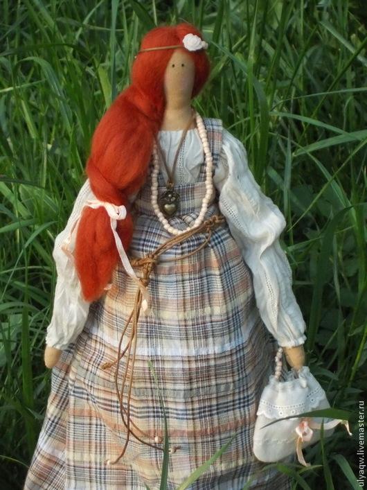 Куклы Тильды ручной работы. Ярмарка Мастеров - ручная работа. Купить Кукла Тильда в стиле БОХО). Handmade. Тильда