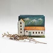 Для дома и интерьера handmade. Livemaster - original item Napkin holder, kitchen, houses, kitchen decor. Handmade.