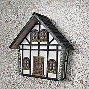 Для дома и интерьера handmade. Livemaster - original item Housekeeper Alpine house volume. The housekeeper is a wall handmade.. Handmade.