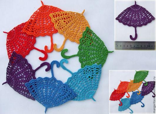 Комплект радужных зонтиков 145р. (7 шт.) - Нет в наличии.