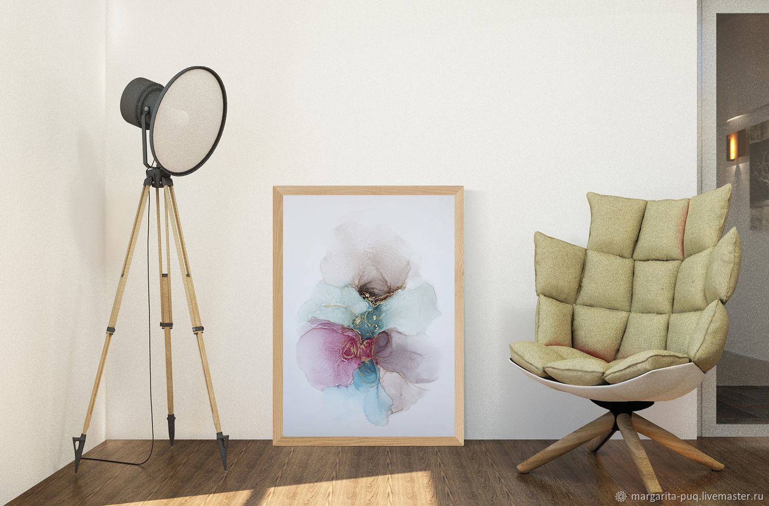 interior painting. abstraction, Pictures, Ekaterinburg,  Фото №1