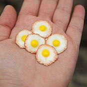 Куклы и игрушки handmade. Livemaster - original item Eggs from polymer clay. Handmade.