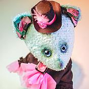 """Куклы и игрушки ручной работы. Ярмарка Мастеров - ручная работа Лис тедди """" Эмо"""". Handmade."""