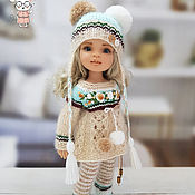 Куклы и игрушки handmade. Livemaster - original item Clothes for Paola Reina dolls. Costume