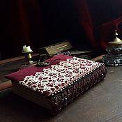 """Канцелярские товары ручной работы. Ярмарка Мастеров - ручная работа Блокнот ручной работы """"Старый город"""". Handmade."""