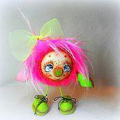 Куклы и игрушки ручной работы. Ярмарка Мастеров - ручная работа Фламинг - птЫц счастья;). Handmade.