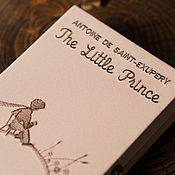 """Сумки и аксессуары ручной работы. Ярмарка Мастеров - ручная работа Клатч-книга """"Маленький Принц"""". Handmade."""