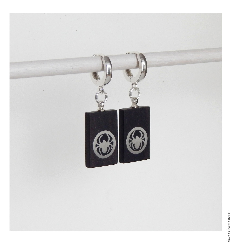 earrings, Earrings, Vladimir,  Фото №1