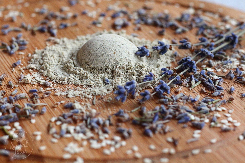 Killing a touch of lavender, Face Scrub, Goryachy Klyuch,  Фото №1