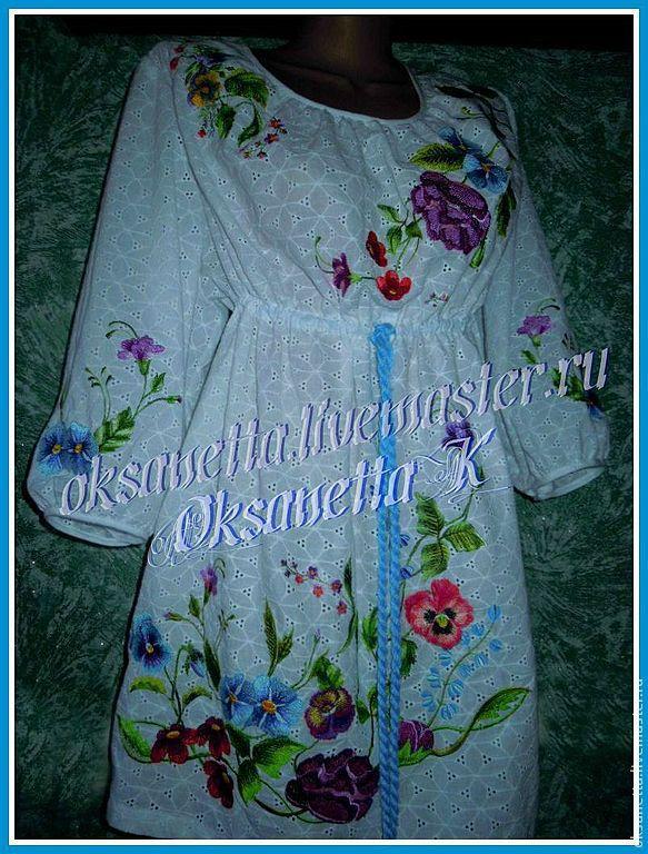 Tunic 'Smile of summer', Dresses, Zaporozhye,  Фото №1