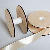 Материалы для творчества ручной работы. Ярмарка Мастеров - ручная работа Катушки для лент деревянные. Handmade.
