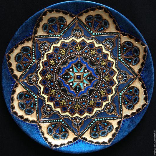 Декоративная посуда ручной работы. Ярмарка Мастеров - ручная работа. Купить Тарелка декоративная Song of Orpheus. Handmade.