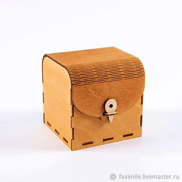 Подарочная коробка 10x10x10см, Коробки, Москва,  Фото №1