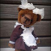 Куклы и игрушки handmade. Livemaster - original item author bear Teddy nurock. Handmade.