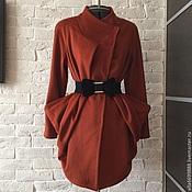 """Одежда ручной работы. Ярмарка Мастеров - ручная работа Пальто """"Тюльпан"""". Handmade."""