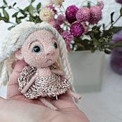 """Куклы и игрушки ручной работы. Ярмарка Мастеров - ручная работа войлочная кукла """"Недовольная Марта """". Handmade."""
